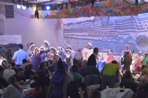 Kinderkarneval in Deersheim