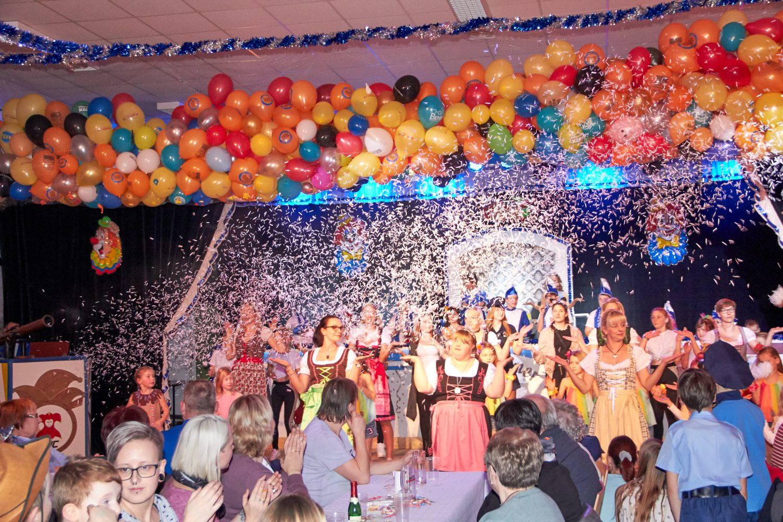 Kinderkarneval DNC 2019